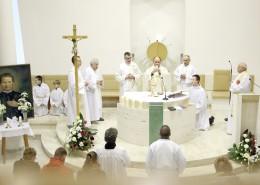 Slávnostná sv. omša v kostole sv. Jána Bosca