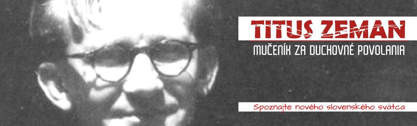 Titus Zeman – banner